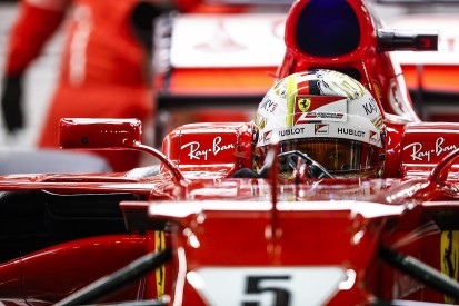Why Vettel's title chance is down to 23 per cent