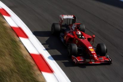 How an F1 flop led to a Ferrari career