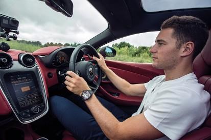 The Formula 1 driver that McLaren built