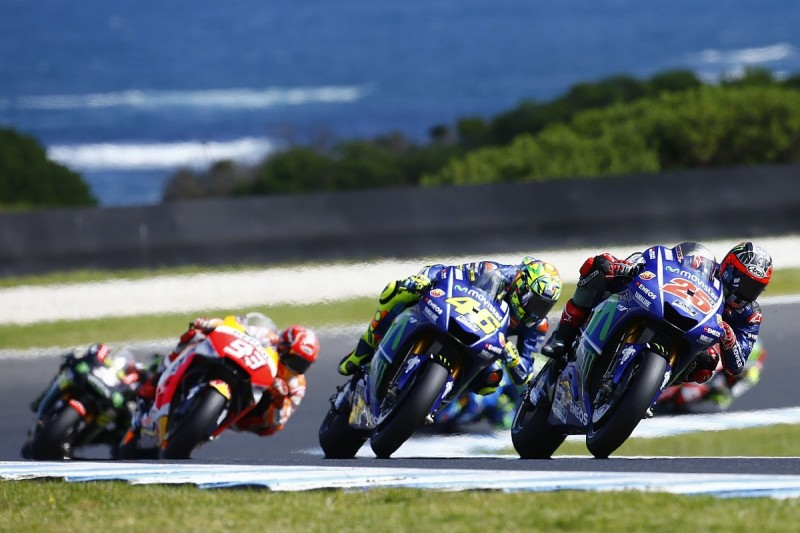 How MotoGP's title favourite crumbled