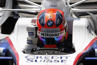 Why history isn't in Kubica's favour