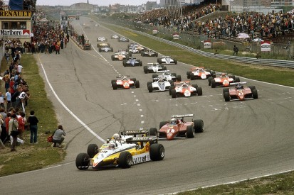 The change F1 must make to bring back classic races