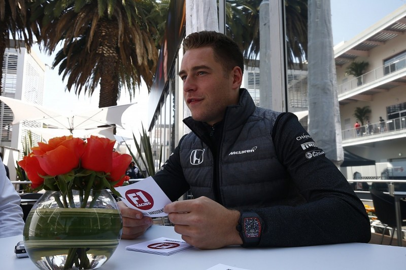 McLaren, Senna and Bathurst: Vandoorne answers your questions
