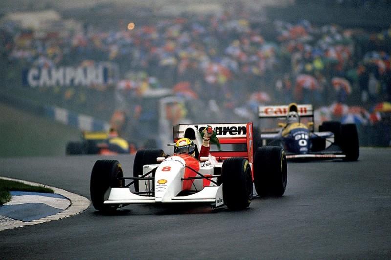 The greatest Formula 1 races