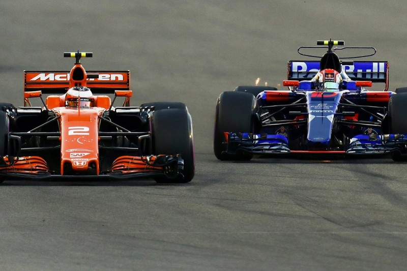 How can Toro Rosso succeed where McLaren failed?