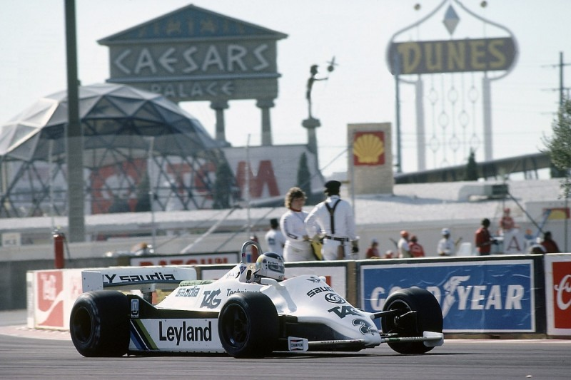 Bringing a 1980s F1 classic into the 21st century