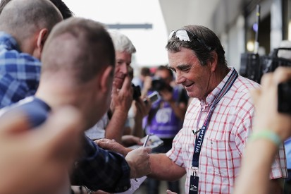 Nigel Mansell's verdict on F1's stars and its safety paradox