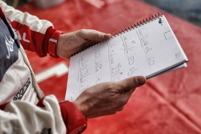The secrets of being a rally co-driver