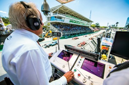 How a grand prix is run - the inside story