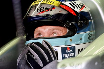 Race of my life: Mika Hakkinen