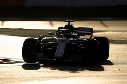 The clear winner of the F1 testing war