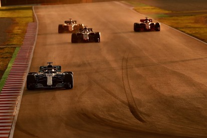 Gary Anderson ranks the teams after F1 testing