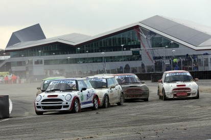 How to make an F1 venue fit for World RX