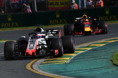 Rivals should be wary of attacking Haas