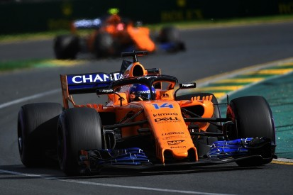 How McLaren was found out in Australia