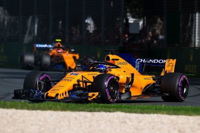 McLaren's podium quest needs divine intervention