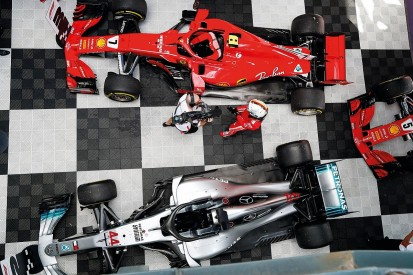 F1's ego-driven battle for greatness