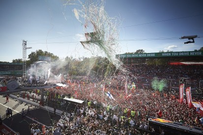 How to get the best Italian GP fan experience
