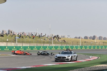 Would a safety car every race help F1?