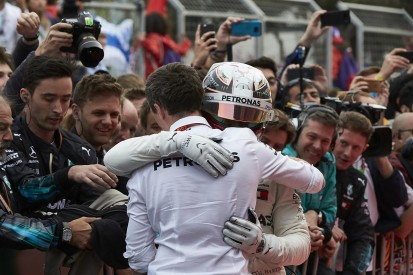 How sub-par Hamilton won the Baku lottery