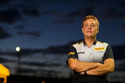 The ambulance driver who runs an F1 programme