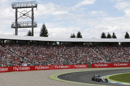 How to get the best German GP fan experience