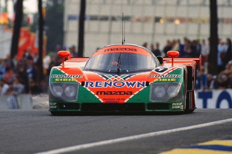 The man behind Japan's only Le Mans winner