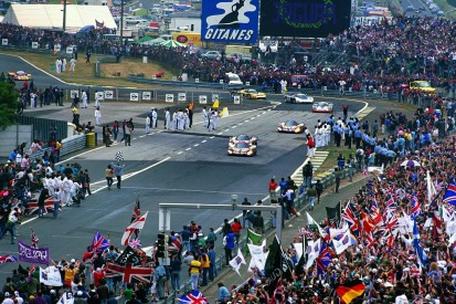 The disaster lurking behind Jaguar's 1988 Le Mans win