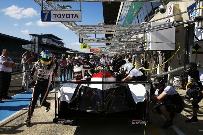 How Toyota is trying to beat Le Mans itself
