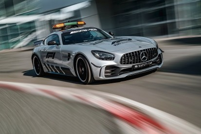 F1's most powerful safety car