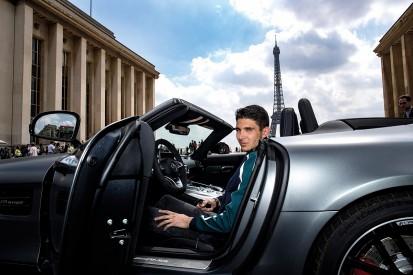 The drive behind Mercedes' heir to Hamilton