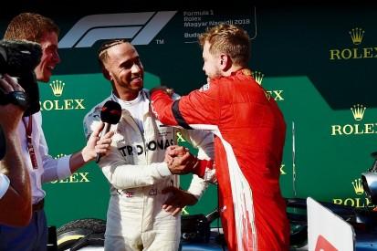 How Mercedes stole a win in Ferrari territory