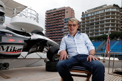 F1 grills Mika Hakkinen