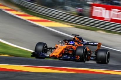 Alonso shows his Gilles Villeneuve spirit