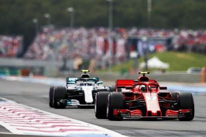 Ferrari shows Mercedes how to handle a superstar