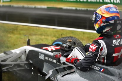 How Grosjean made Haas give another F1 lifeline