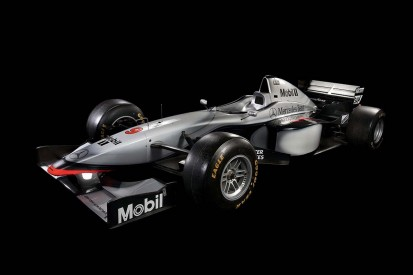 The trick car that ended McLaren's 90s win drought