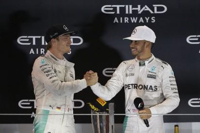 How Rosberg helped Hamilton equal Fangio