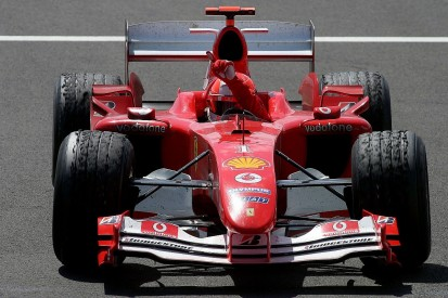 Michael Schumacher's top 10 F1 victories