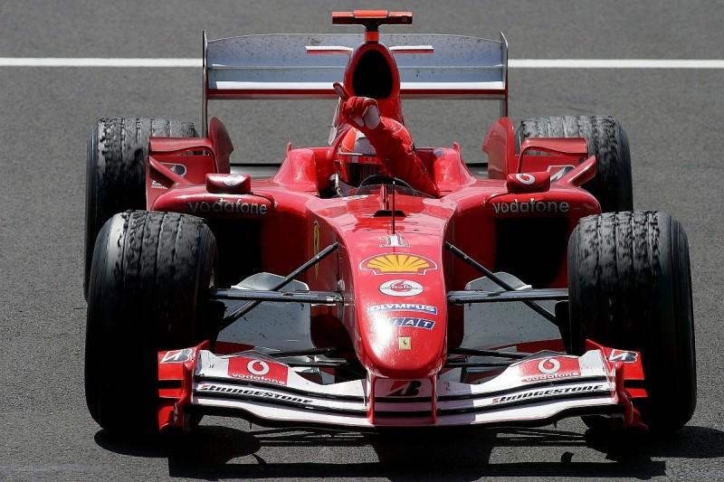 Michael Schumacher's top 10 F1 victories
