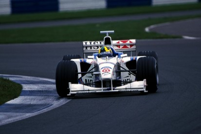 The F1 test driver turned wild jaguar lifesaver