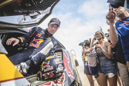 Why Loeb cannot be allowed to give up on Dakar