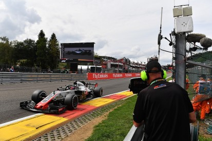 F1's plans to improve the TV show in 2019