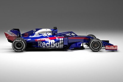How Toro Rosso's design gap to Red Bull is closing