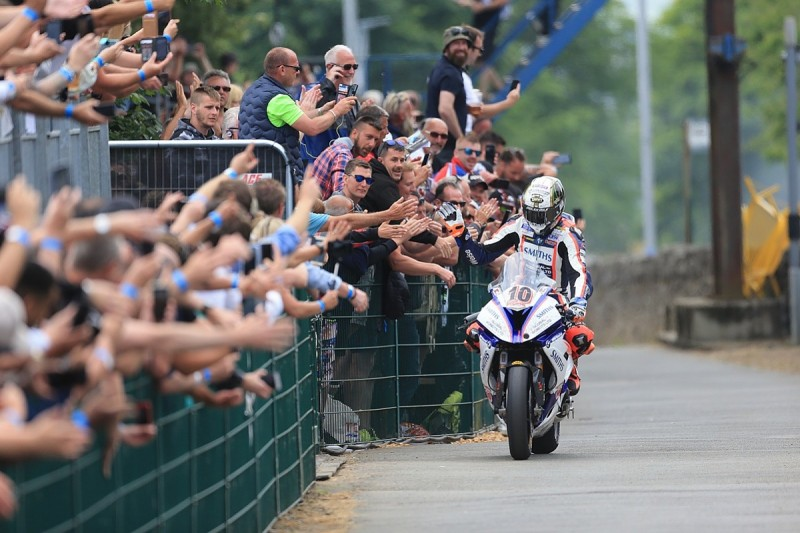 The importance of short-circuit racing for TT success