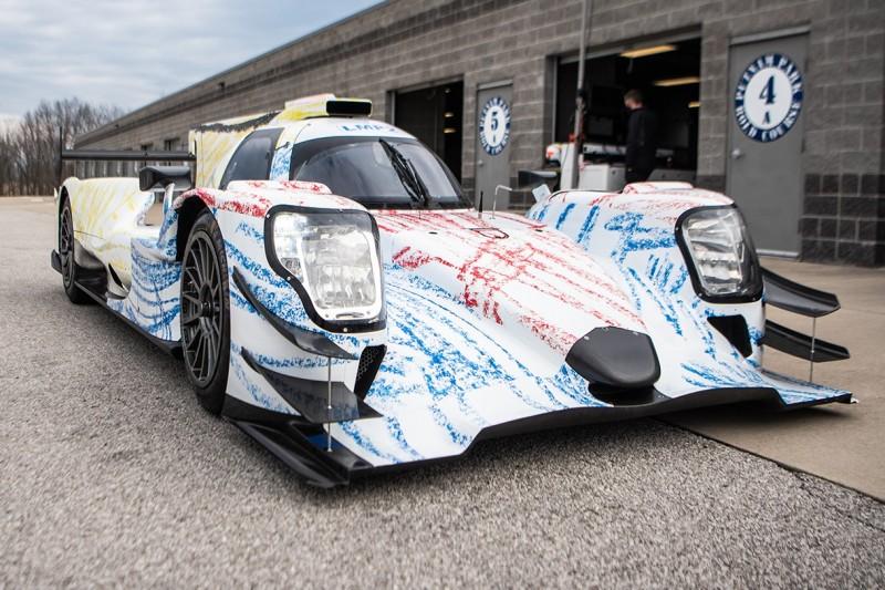 Sechsjähriger designt LMP2-Boliden für 24h Daytona 2021