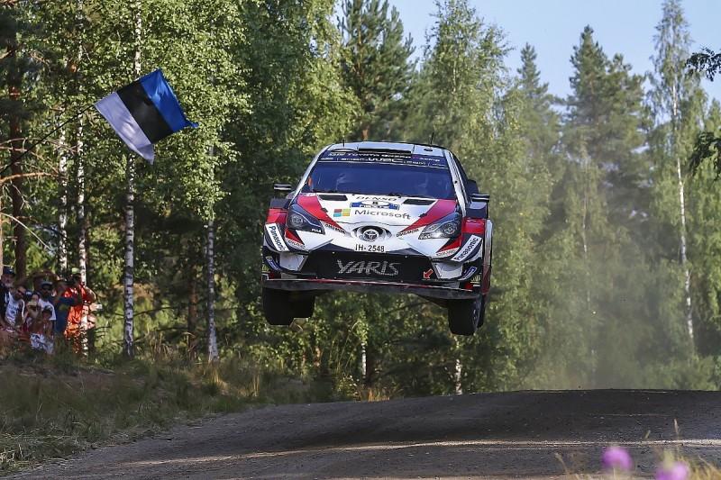 How an aero revolution has transformed the WRC