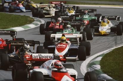 Senna hogs the headlines, Lauda's key win - F1's 400th GP