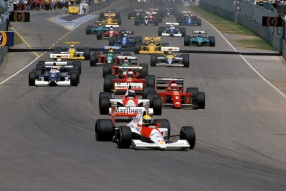 In the shadow of Suzuka - F1's fractious 500th race