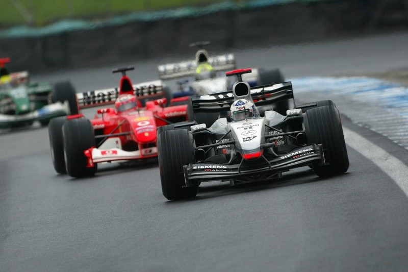 A contentious win and a tyre war - F1's 700th GP